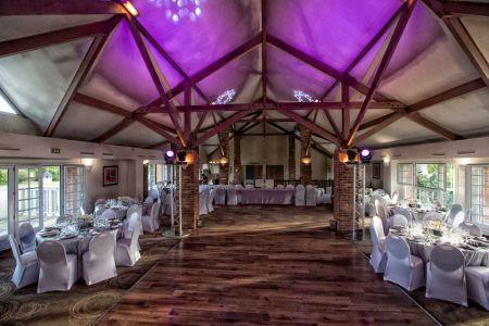 Reception de mariage au Dolce Chantilly